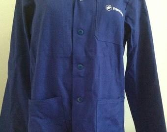 Stock d'invendus travailleur Français veste bleu
