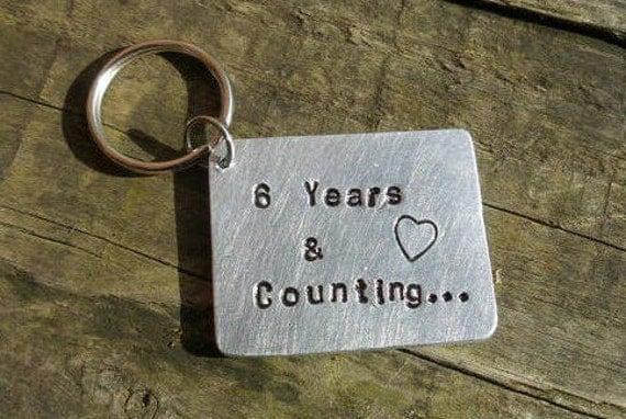 6 year wedding anniversary materials
