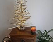 Driftwood Tree, Contemporary Lighting, Driftwood Lighting, Driftwood Lamp, Coastal Lighting, Beach Lighting, Battery Lights, Garden Lights