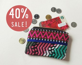 SALE 40%! Mexican Coin Purse