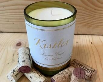 Kistler chardonnay  candle