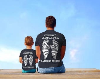 Daddy and son, daddy and son shirts, daddy and son matching shirts, daddy and son matching outfit, daddy and son gifts, daddy and son outfit