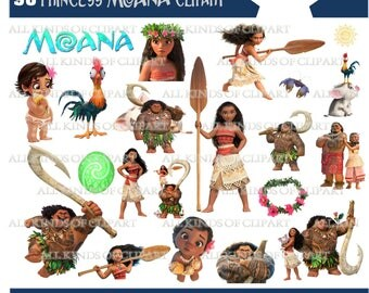 90 PRINCESS MOANA CLIPARTS  High Quality Png Images with Transparent Backgrounds