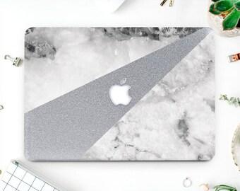 Macbook 2017 Macbook Pro 2016 Case Marble Laptop Case Macbook Hard Case Macbook Air Glitter Macbook Air 13 Marble Macbook Pro 2016 AMM2057