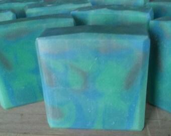 Coconut Lime Verbena Soap
