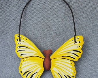 Butterfly Ornament/Gift Tag/Party Favor -- OB10