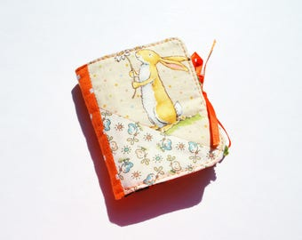 Guess How Much I Love You Scrappy Patchwork Needle book