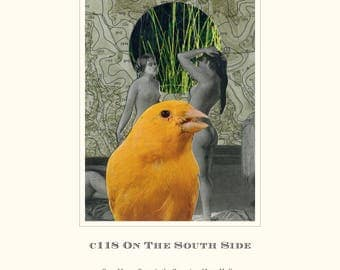 The Canaries of Love suite of 4 prints