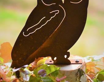 Great Owl | Raptor Bird | Bird Of Prey | Owl Art | Bird Lovers Gift
