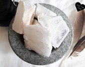 Selenite Crystals   Raw Selenite Crystals   Natural Selenite Crystals   Selenite Stones   Third Eye Crystals   Cleansing Crystals