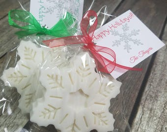 Winter baby shower favors Winter ONEderland favors, Snowflake favors, available in any colors