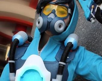 Graffiti Tracer Cosplay Mask