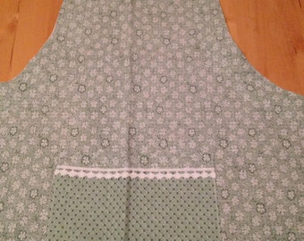 apron for little girl adjustable