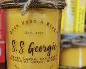 S.S Georgie | It Inspired Bookish Soy Candle