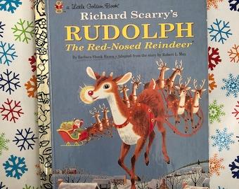Richard Scarry's Rudolph
