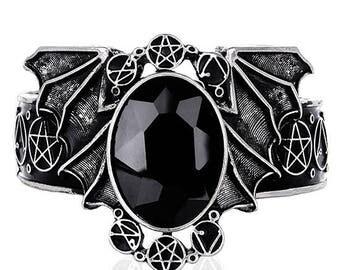 Bat silver Bracelet