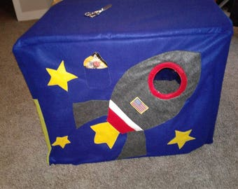 Outer Space Table Tent