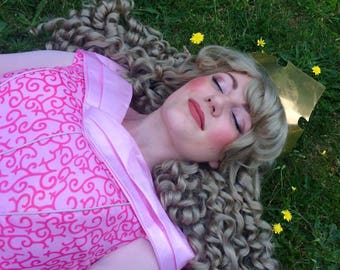 Aurora Inspired Wig