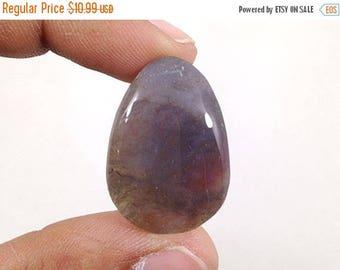 80% SALE Purple jasper Cabochon 32.5Ct (27x19x7 mm) Natural Jasper Crazy Shape NS-12138