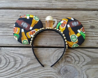 Drinking around the world  mouse earsy
