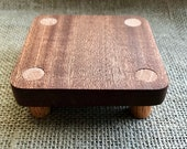 Wooden Stand (Square)