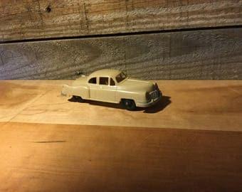 Hubley Kiddie Toy Plastic Cadillac