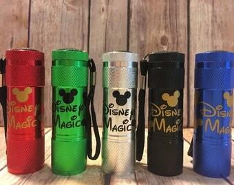 Disney Personalized flashlights