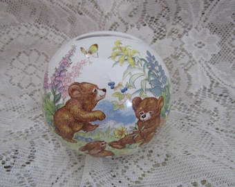 Vintage Royal Dalton Honey Bears Bank, Made in England