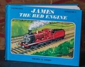Vintage 2 x Thomas the Tank Engine series books.