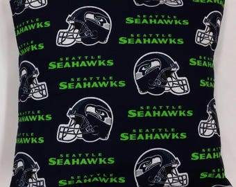 Seattle Seahawks 14X14 pillow cover