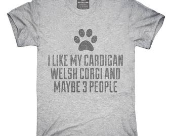 Funny Cardigan Welsh Corgi T-Shirt, Hoodie, Tank Top, Gifts