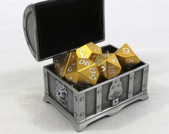 Solid Zinc Chest  - Small Size