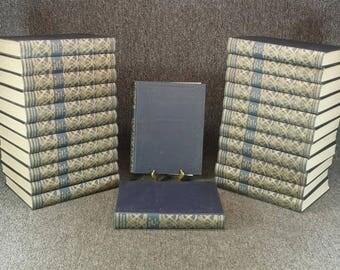 Complete Encyclopedia Britannica Hardcover 24 Vol. Set C. 1929