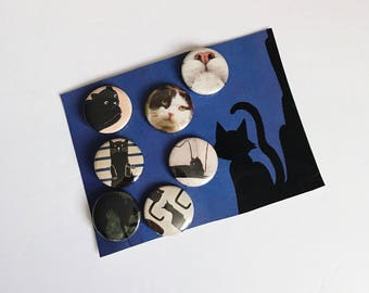Cat Lover Pin Pack