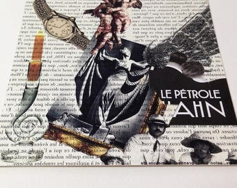 angel-collage series in petiot 17