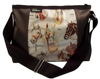 Cecelia in horses