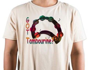 Got Tambourine? T-Shirt