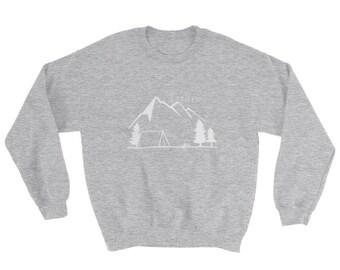 Explore Adult Sweatshirt