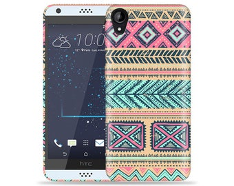 HTC Desire 530 Case - D530 #Feather Me Up Cool Design Hard Phone Case