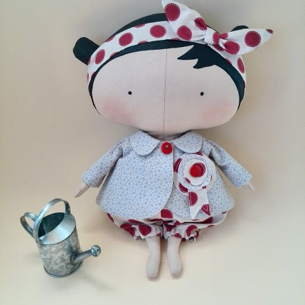 HandmadeToyStore - Tilda doll Rag dolls Personalized toys Nursery Decor