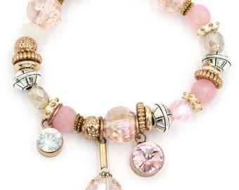 Colorful summer bracelet