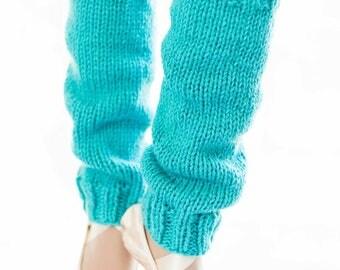 Knit Leg Warmers Womens – Long Legwarmers - Adult Leg Warmers – Women's Legwarmers – Thick Leg Warmers – Slouchy Leg Warmers - Dance Gifts