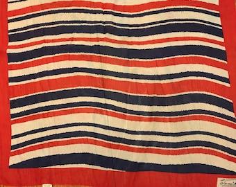 Vintage sheer scarf