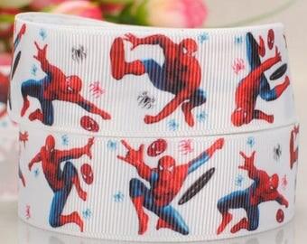 Spiderman Ribbon (1 m) 22mm