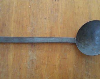 Antique Rustic Kitchen Laddle