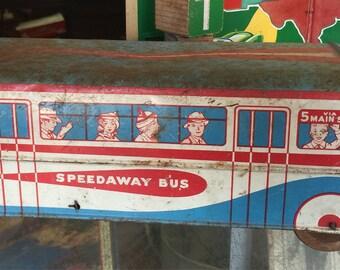 Speedway Toy Bus