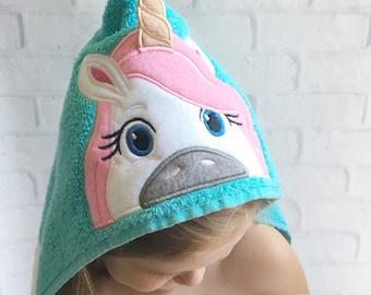 Unicorn - Unicorn Birthday - Unicorn Birthday Party - Unicorn Baby Shower - Unicorn Party Favors - Unicorn Gift - Unicorn Baby Gift - Towel