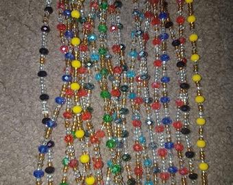 Waist beads/Gemstones