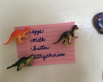 Dinosaur Magnets, Collection 3