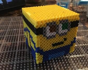 Fused beads minions box